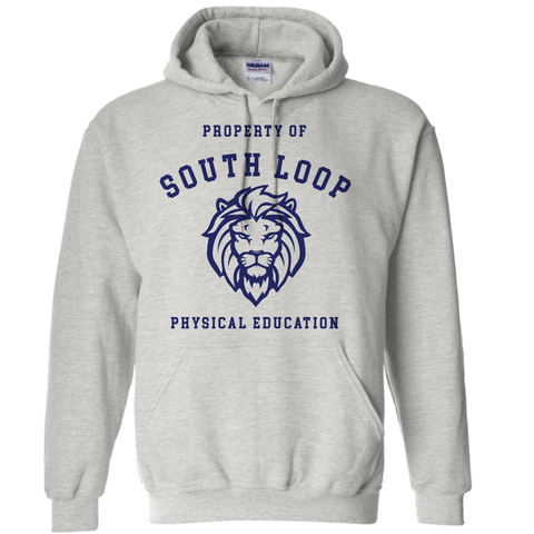 Property Hoodie [gym shirt] of South Loop