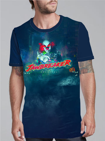 Jawbreaker clown Short Sleeve