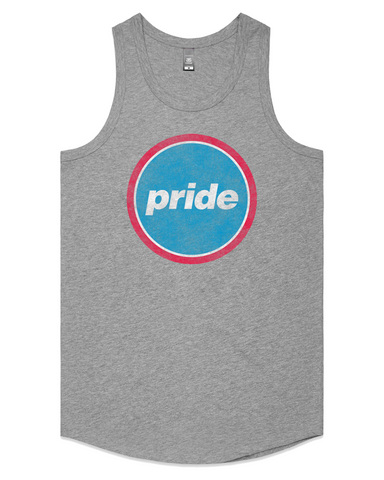 Pride in the Park CTA Tank Top
