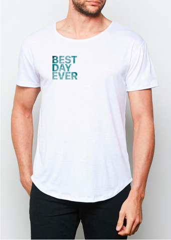 Best Day Ever Scoop Neck