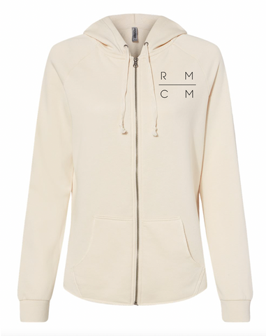 RMCM Bone Zip Up