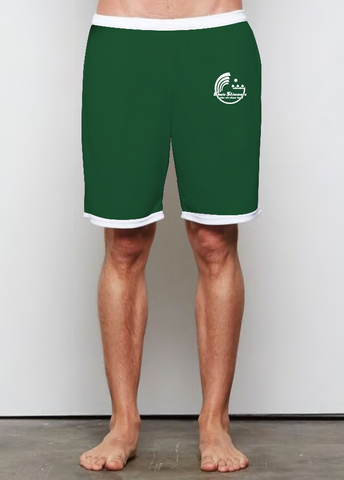 Chain Skimmer Shorts