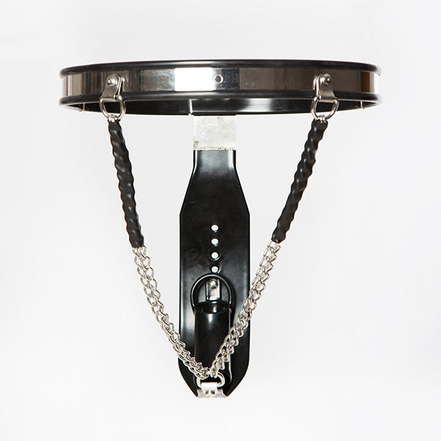 Men's chastity belt (Chain style)