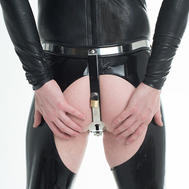 'Forever' Shemale Chastity Belt