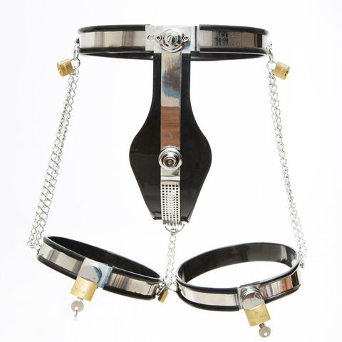 Men's 'Forever' Deluxe Chastity Tube