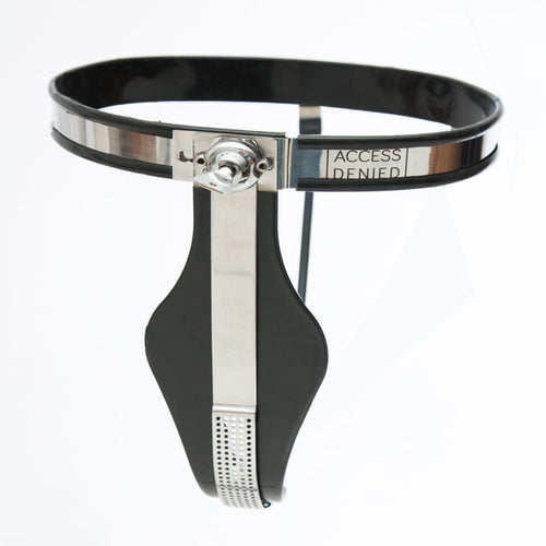 Women's Chastity belt (Rear Thong Style)