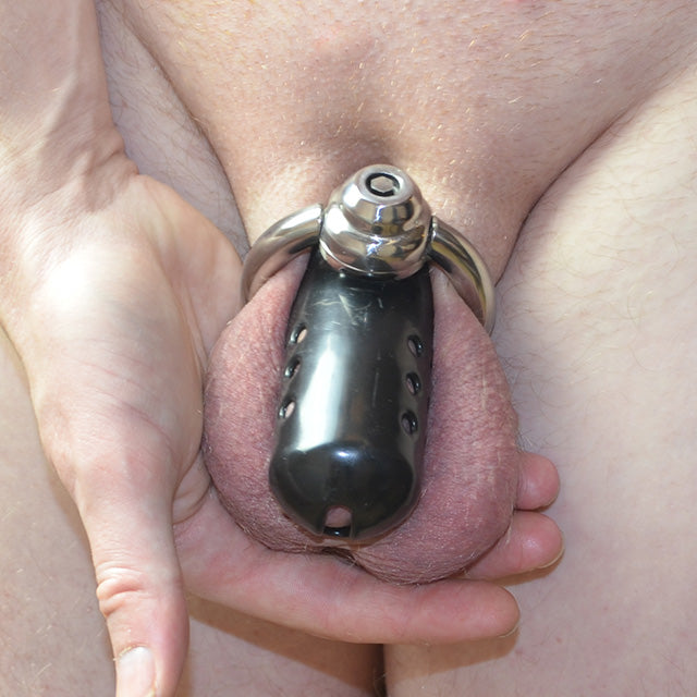 Men's Chastity Tube