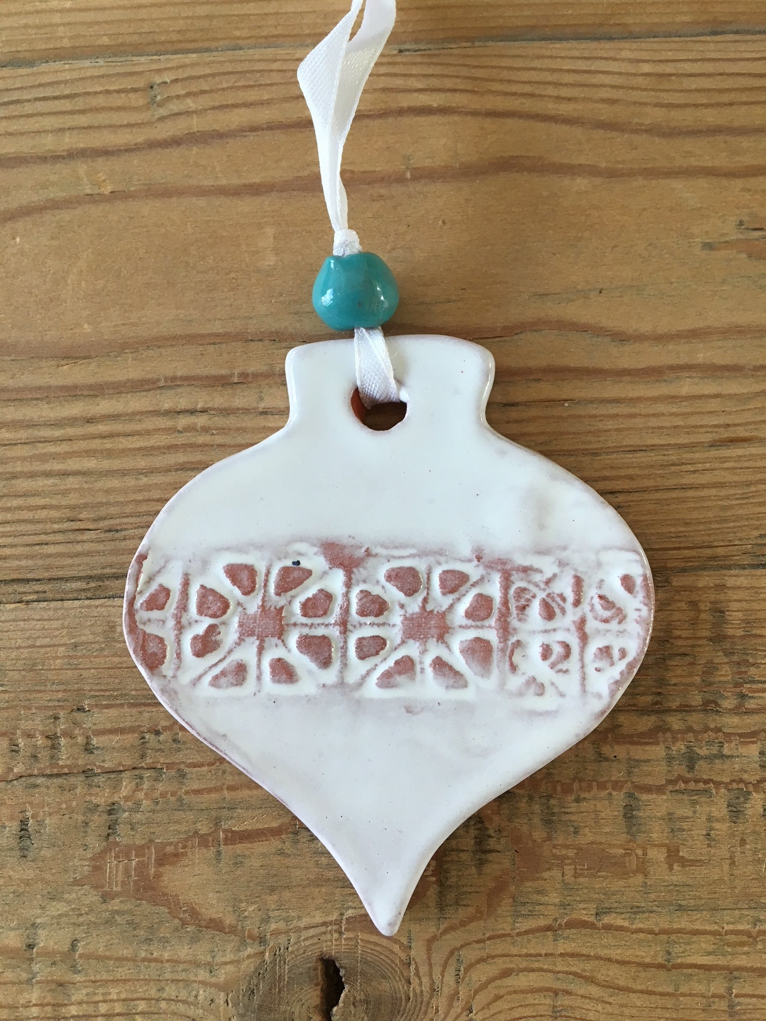 Ceramic Ornament