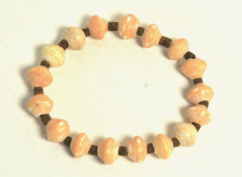 Paper Bead Bracelet - 5 Styles Avail!
