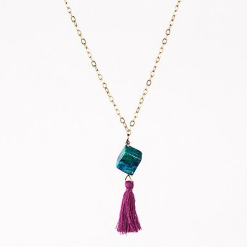 Lil Nimba Necklace (Girls)