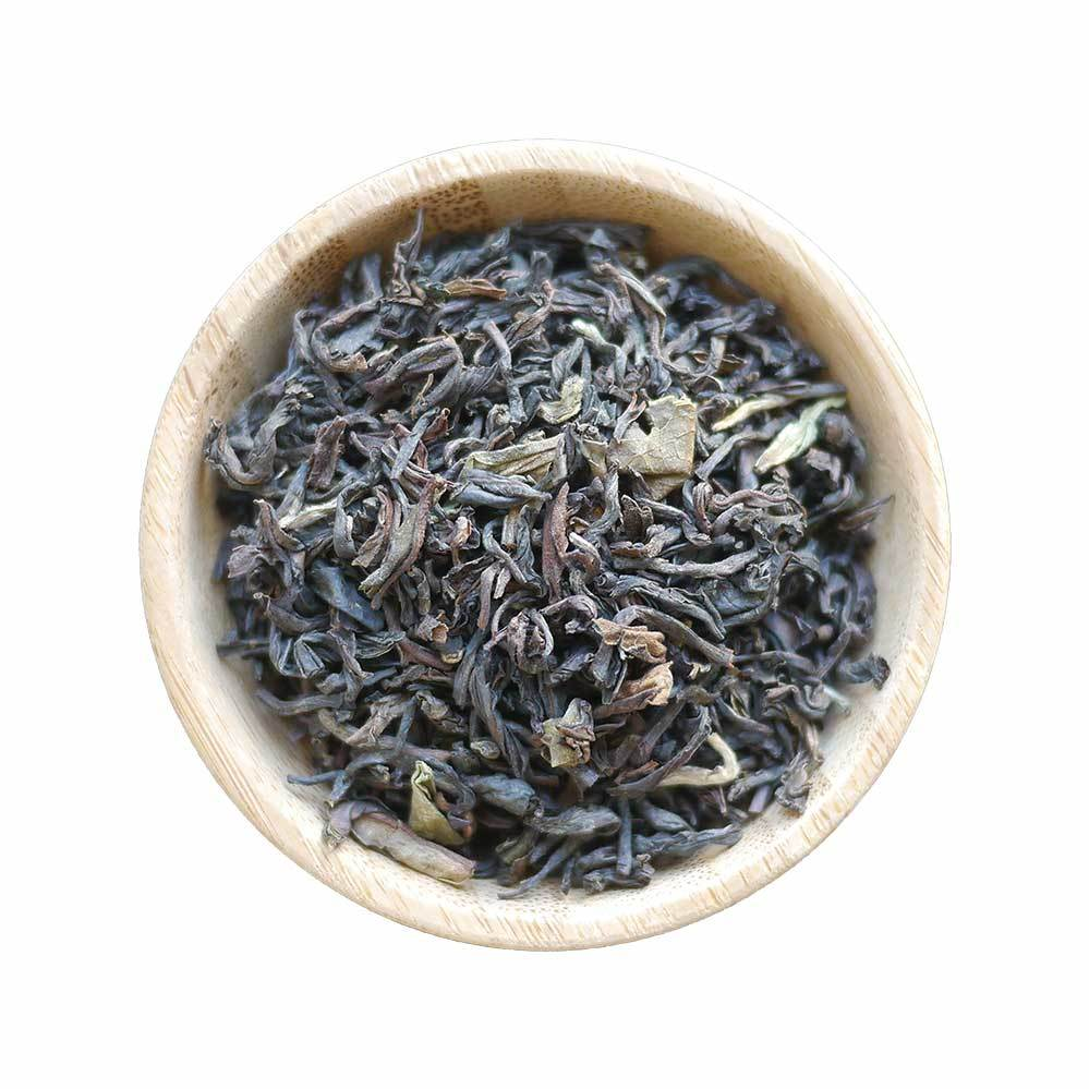 Premium Organic Loose Leaf Black Te-India-Makaibari Estate Darjeeling