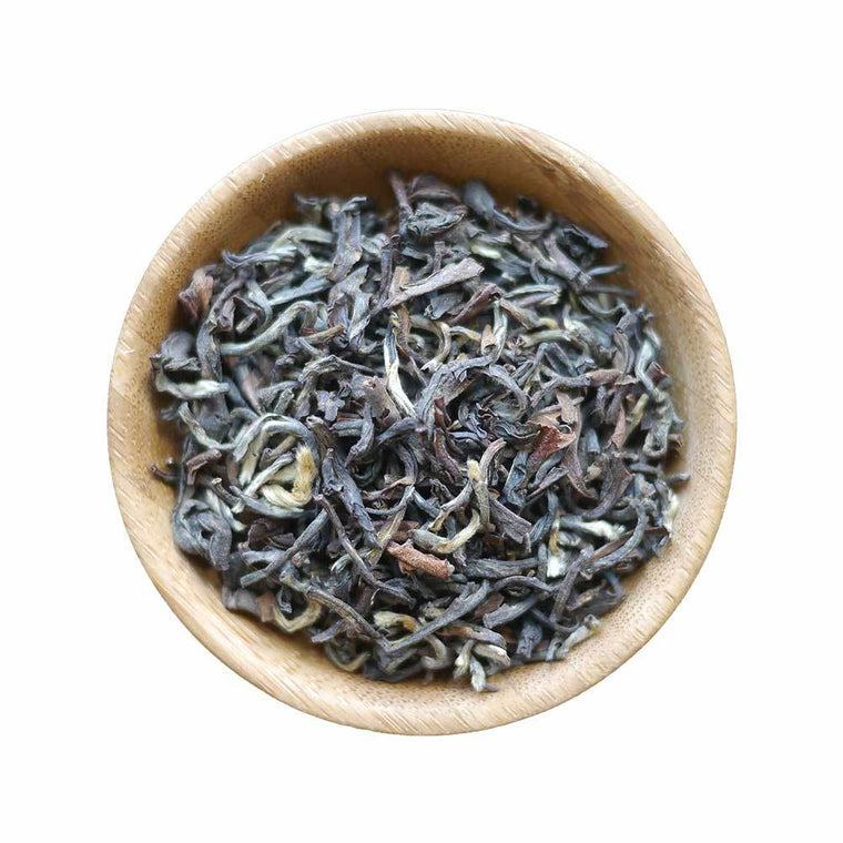 Premium Organic Loose Leaf Black Tea-Nepal-Himalayan Black