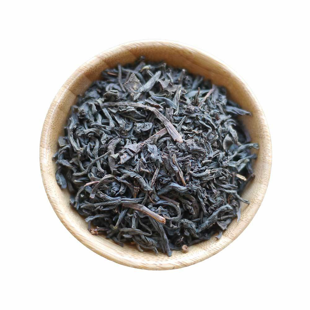 Premium Organic Loose Leaf Black Tea-India-Smoked Assam