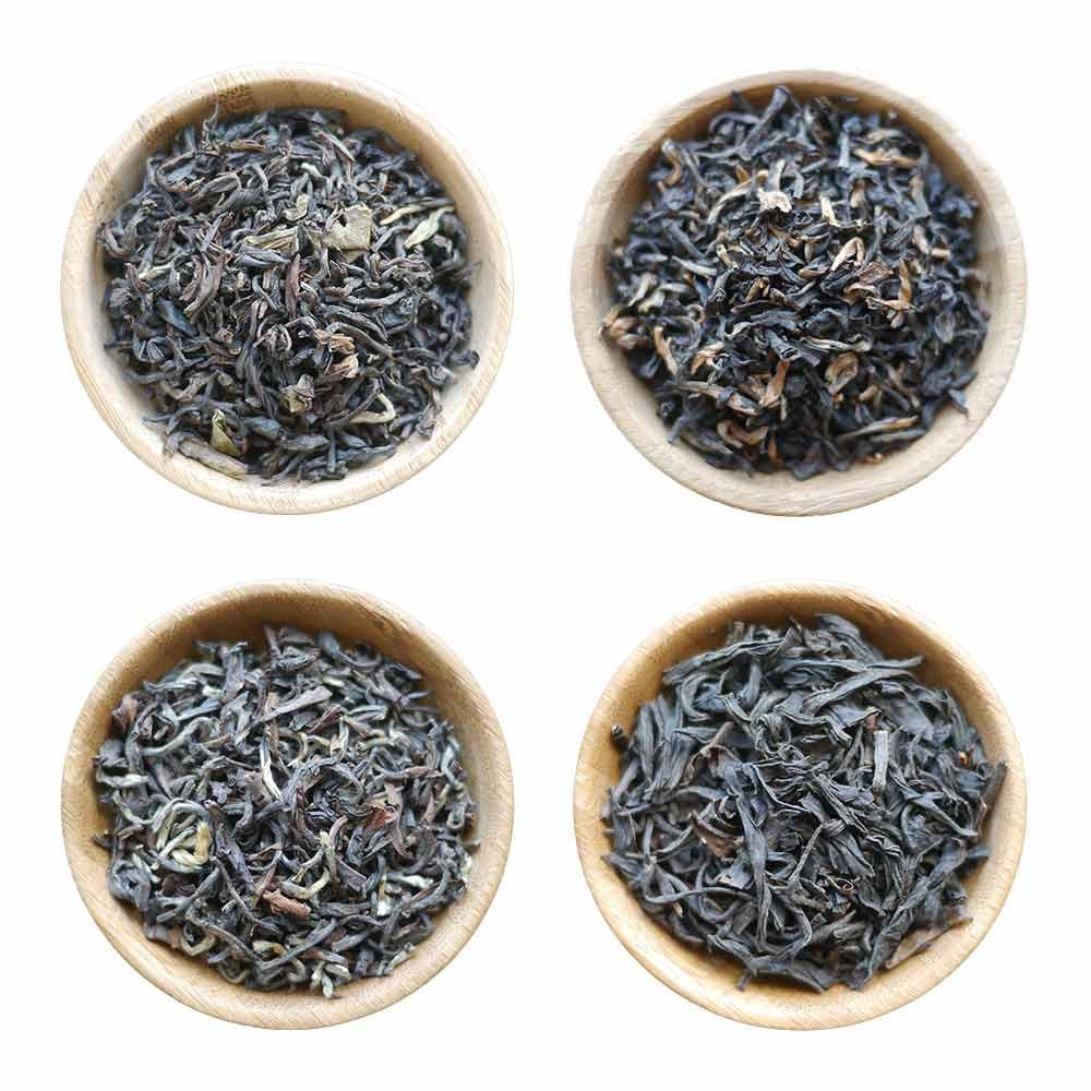 Premium Loose Leaf Black Tea-Tasting Set