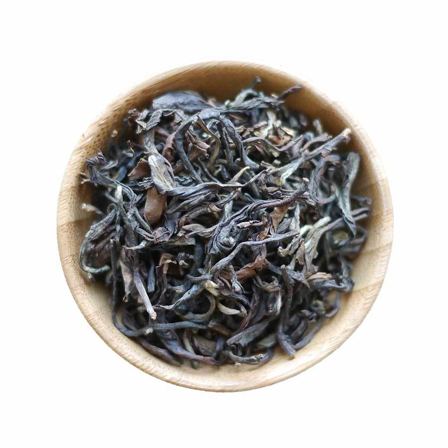 Premium Organic Loose Leaf Black Tea-India-Singbulli Estate Darjeeling