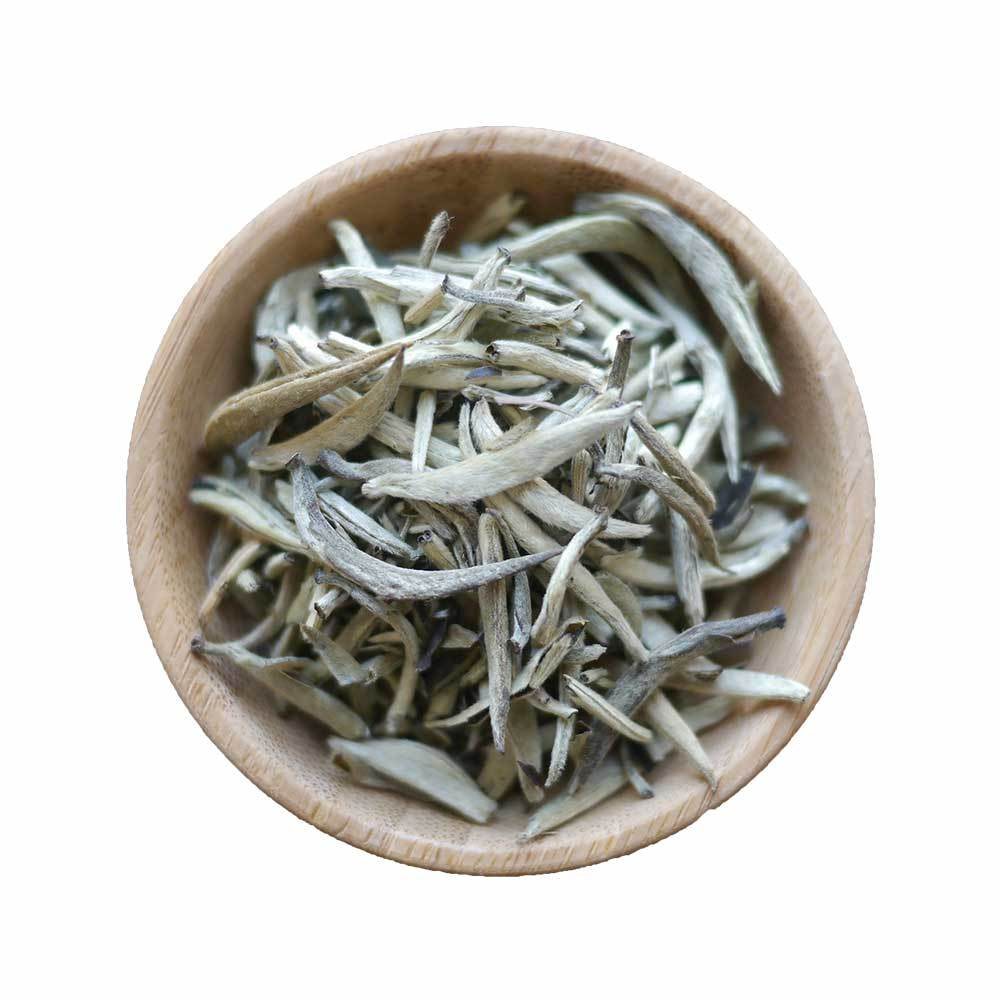 Premium Loose Leaf White Tea-China-Fujian Silver Needles