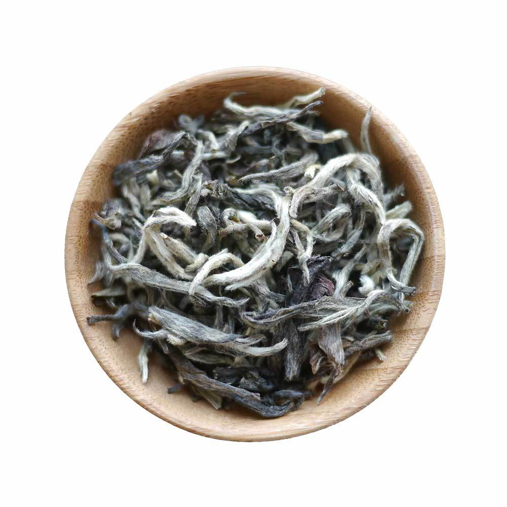 Premium Organic Loose Leaf White Tea-Nepal-White Cloud