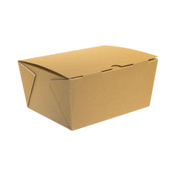 Wellige 1000ml-Takeaway-Box | #E0X8