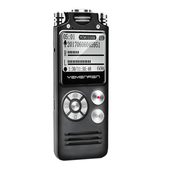 Metal Case Voice Recorder