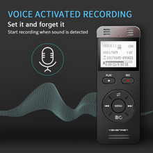 Voice Activated Recording