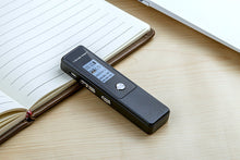 Voice Recorder with Playback to Transcribe Notes.