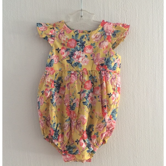 Liberty of London Yellow romper
