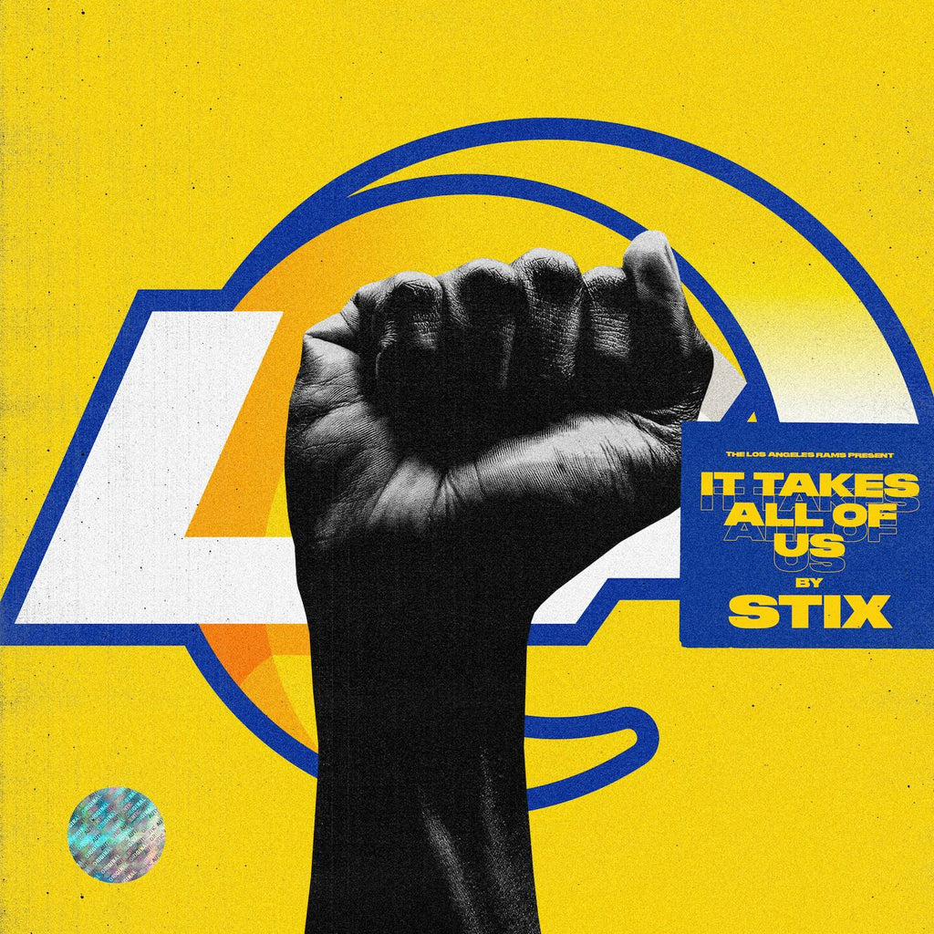 Stix   It Takes All of Us (Rams Anthem)