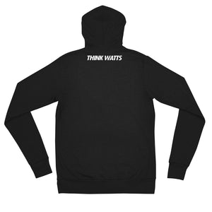 THINKWATTS TOWER - Zip Hoodie