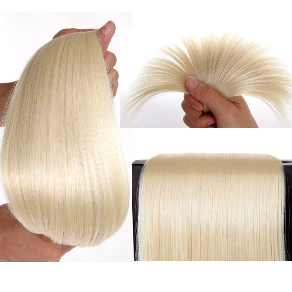 24 Inch Human Hair Brazilian Clip In Set 120g 200g Salon