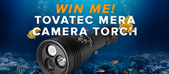 Win a Tovatec Mera Camera Torch