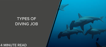 Types of Diving Jobs