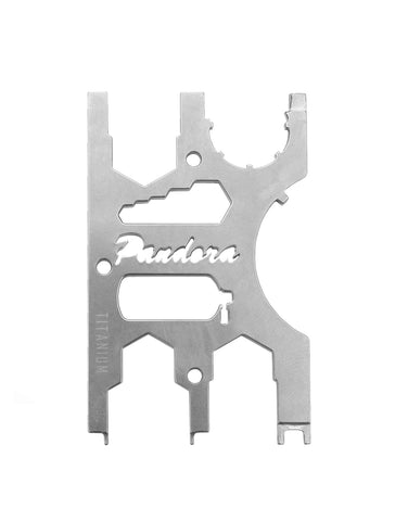 Simply Scuba Top 10 Christmas dive diving Gifts laser cut multi-tool