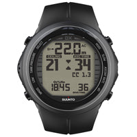 Suunto DX Dive Computer with Elastomer Strap