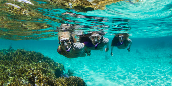 Why Snorkelling is better than Scuba Diving