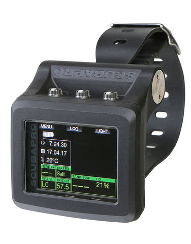 Wrist Mounted Dive Computer