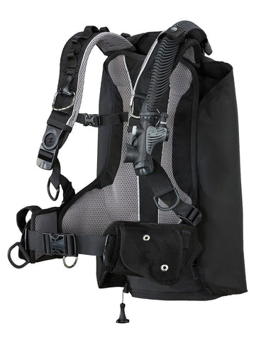 Wing Style Travel BCD