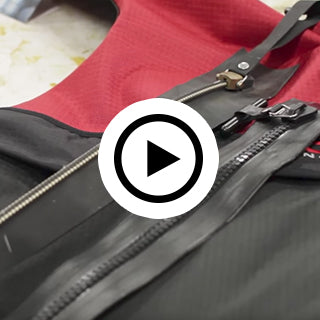 How To Maintain A Drysuit Zip