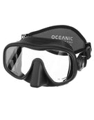 Oceanic Shadow Mask - Black
