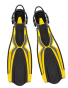 Cressi Thor EBS Fins - Yellow
