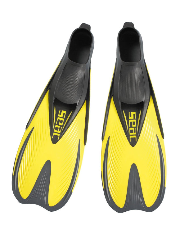 Seac Sub Speed Fins - Yellow