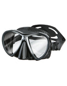 Scubapro Synergy Twin TruFit Mask - Black/Silver