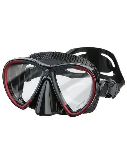 Scubapro Synergy Twin TruFit Mask - Black/Red