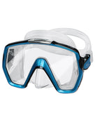 TUSA Freedom HD Mask - Fishtail Blue