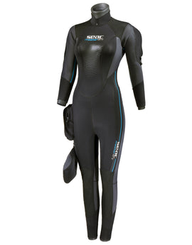 Seac Sub Masterdry Womens Semidry Suit