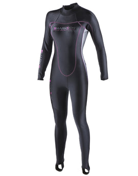 Sharkskin Womens Full Suit