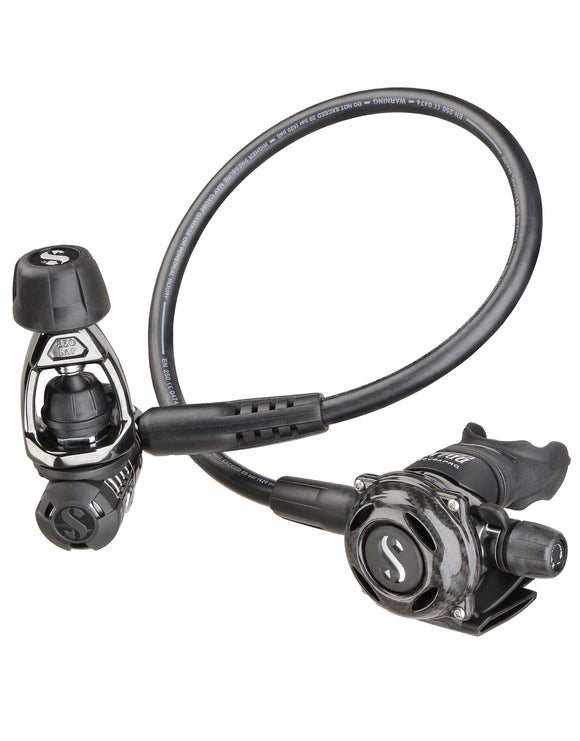 Carbon Black Tech Mk25 Evo A700 Regulator