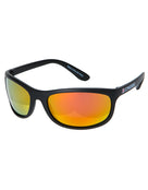 Cressi Rocker Flexible Polarized Sunglasses - Black