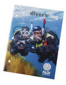 PADI Diver Logbook - Dive Logs Only