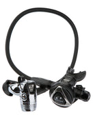 Oceanic Delta 5 eDX Regulator - Black