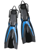 TUSA Hyflex Switch Fins - Blue